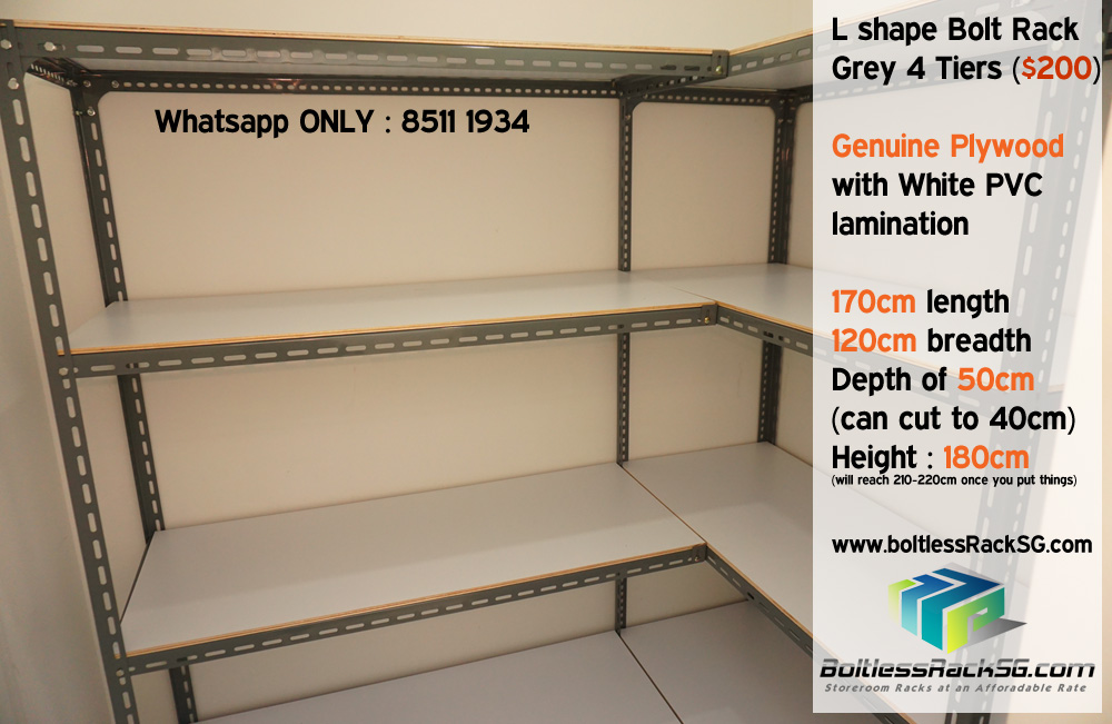 Best and most reliable storeroom rack for your home shelter and convenience of storing all your items at home in a neatly manner!